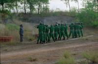 Poprava zastřelením, Vietnam