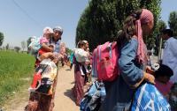 Návrat civilistů do jižního Kyrgyzstánu
