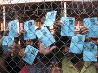 Imigrační detenční sředisko v Malajsii