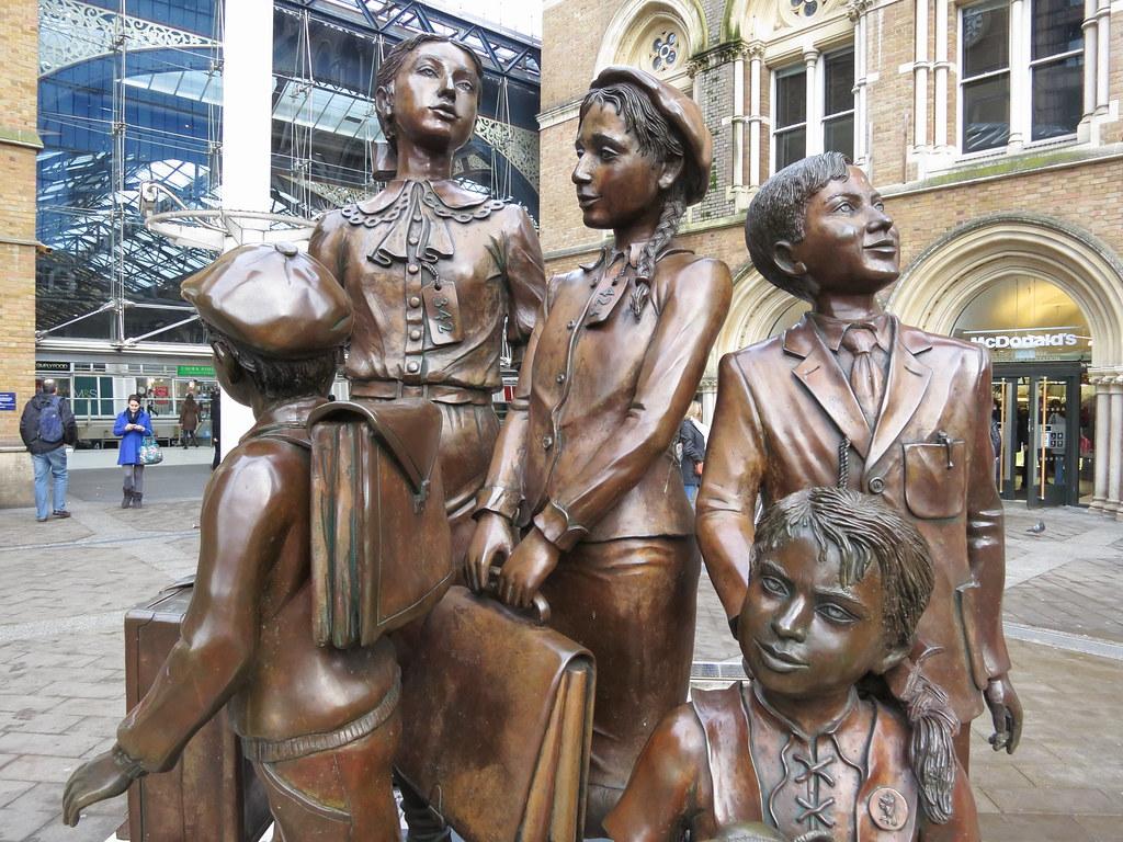 Sir Nicholas Winton a židovské děti