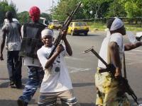 Dětský voják v Libérii
