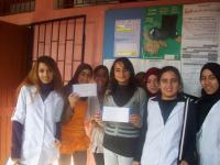 AI Maroko – Maratón ve psaní dopisů 2010