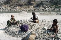Dětští kameníci v Bengálu