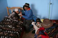 Mateřská úmrtnost v Peru