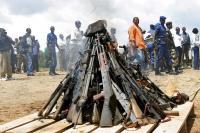 Odzbrojování burundianské armády