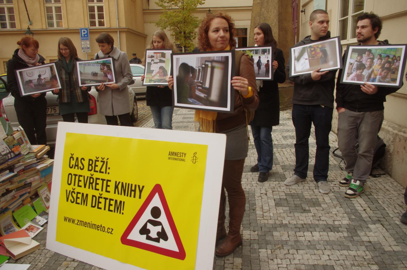 Diskriminace Romů v českém vzdělávání