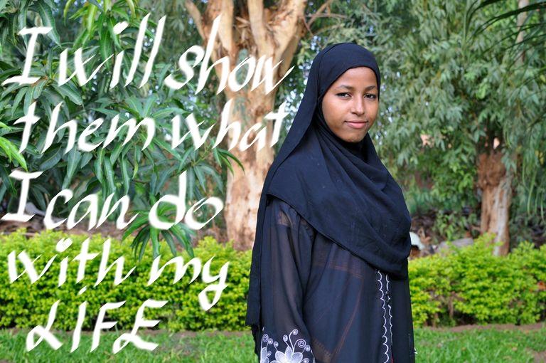 Balkissa Chaibou – dívka, která řekla ne