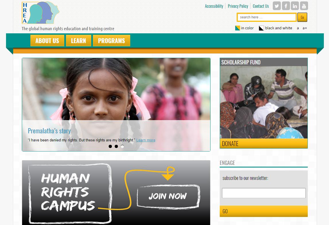 Human Rights Education Associates (HREA) – Svoboda projevu