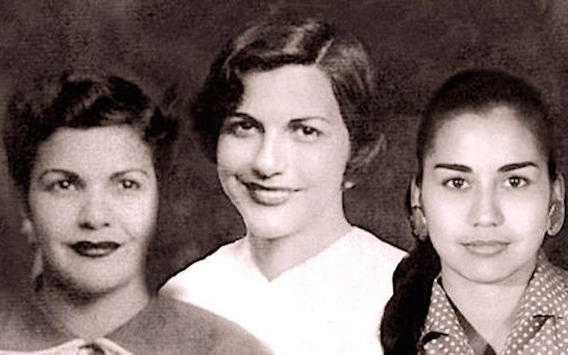 """""""Motýlci"""" alias sestry Mirabalovi"""