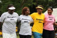 Mezinárodní den žen na Šalomounových ostrovech v roce 2011