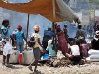 Každodenní boj o přežití na Haiti