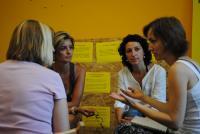 Semináře pro pedagogy/žky s živou knihovnou