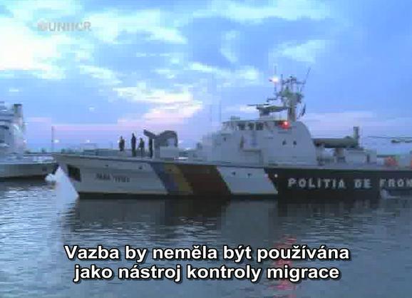 Řecká vězení pro migranty