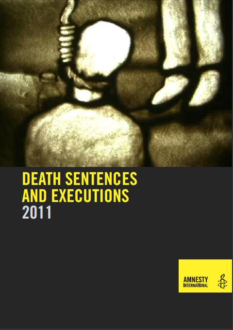 Zpráva o trestu smrti v roce 2011