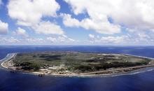 Australská detenční centra na Nauru