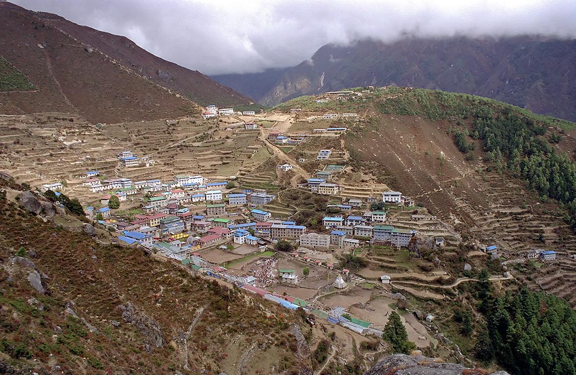 Zneužívání nepálských migrujících pracovníků