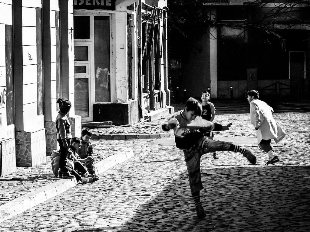 Rumunští sirotci
