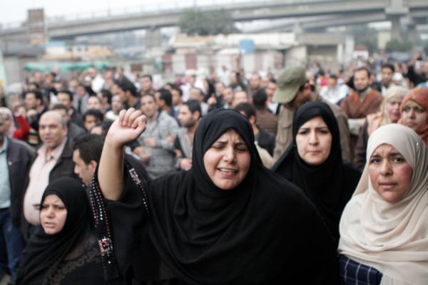 Dlouhá cesta Egypta k rovnému postavení žen ve společnosti