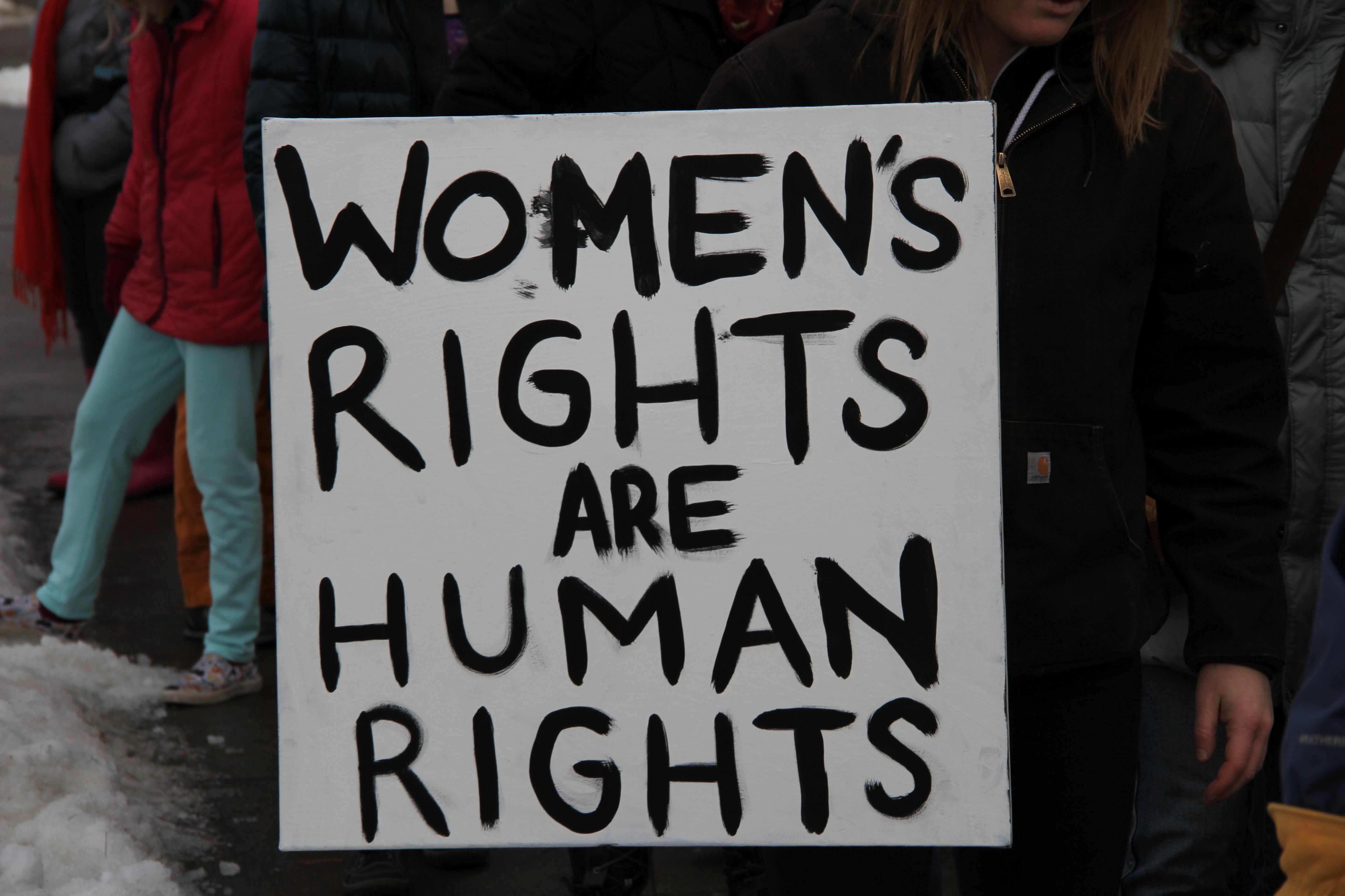 Výzva mocenským strukturám: Ženy jako obhájkyně lidských práv