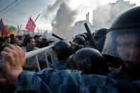 Protesty proti volbám, květen 2012, Moskva