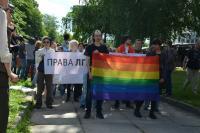 Nehorázné snahy Ukrajiny o ignorování homofobní diskriminace
