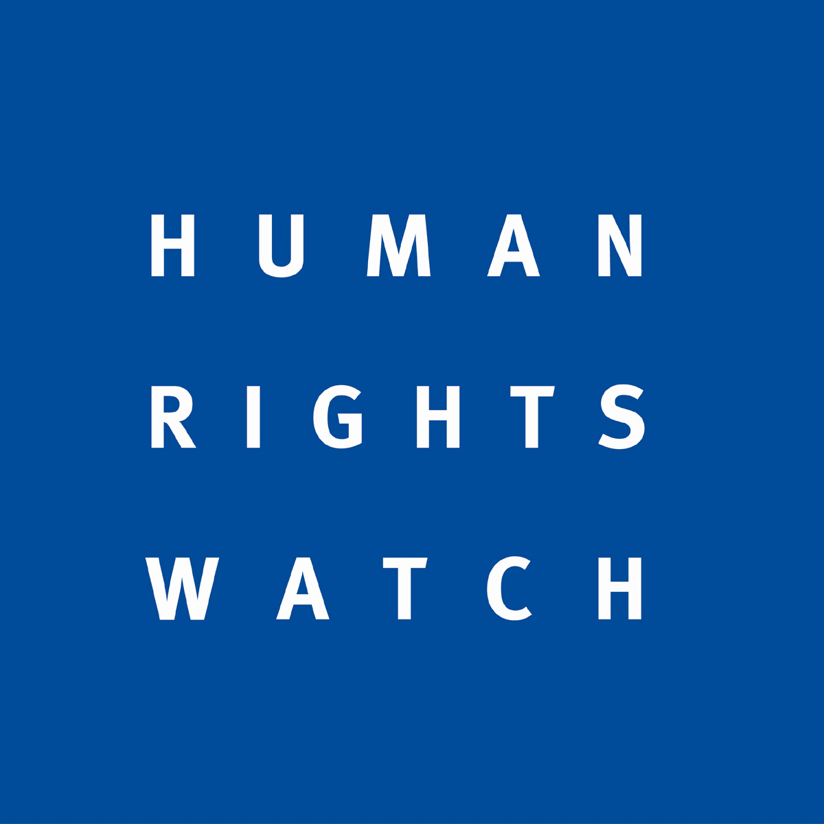 HRW - World Report 2017