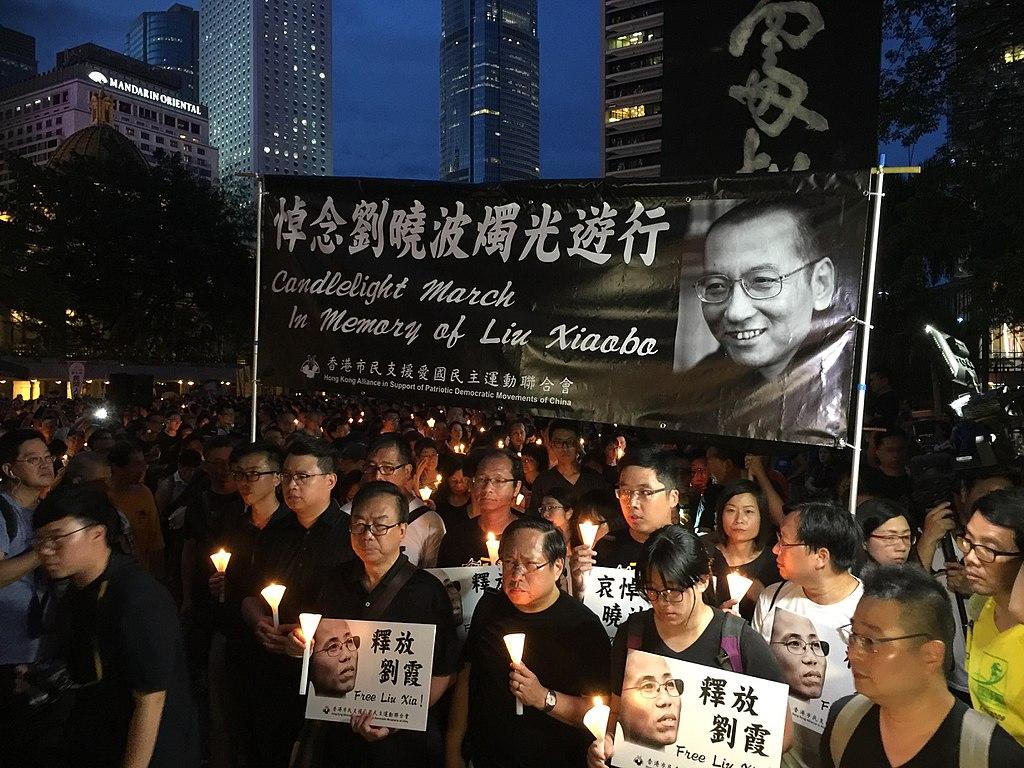 Vzpomínka na Liou Siao-poa