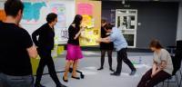 Vzdělávací tým Amnesty na stáži v Norsku
